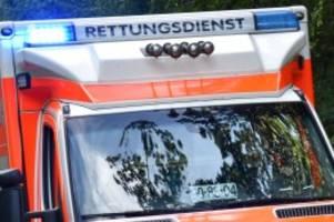 oststeinbek: alkohol am steuer? sieben verletzte bei verkehrsunfall