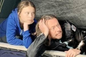 Atlantik-Reise: Live: Greta Thunberg im Interview über Satellitentelefon