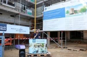 Azubi-Wohnungen: Zimmer mit Aussicht – in Harburg für 224 Euro im Monat