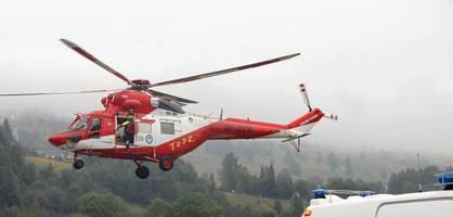 Fünf Tote, 100 Verletzte nach Gewittern und Blitzeinschlägen