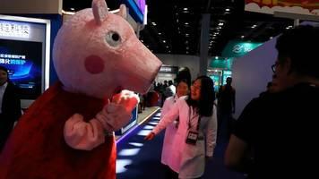 """Entertainment One: Hasbro kauft Macher von """"Peppa Pig"""" für vier Milliarden Dollar"""