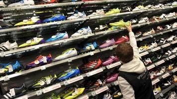 Tarifeinigung: Fünf Prozent mehr Geld für Beschäftige der Sportartikelindustrie