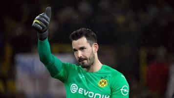 Bundesliga am Freitag: Bürki in BVB-Startelf zurück - Götze und Brandt draußen