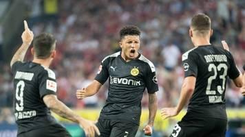 Bundesliga am Freitag - Schon wieder Sieg nach Rückstand: BVB gewinnt in Köln
