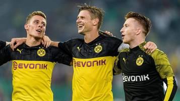 DFB-Pokal: BVB gegen Gladbach und FC Bayern gegen VfL Bochum im Free-TV