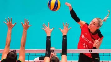 Volleyball-EM 2019: Deutschland gewinnt zum Auftakt gegen die Schweiz