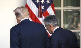 Jerome Powell kann nur verlieren, das ist Donald Trump geschuldet