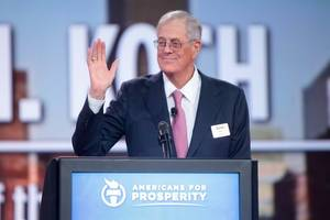 David Koch: US-Milliardär und Unternehmer im Alter von 79 Jahren gestorben