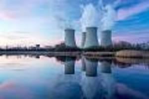 in der ukraine - mitarbeiter eines geheimen atomkraftwerks zapfen strom für bitcoins ab