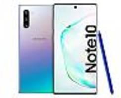 Neuzugänge von Samsung endlich da! - Das Samsung Galaxy Note 10: Ab heute im Handel erhältlich