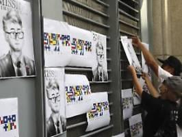 Rückkehr aus China nach Hongkong: Mitarbeiter des britischen Konsulats ist frei