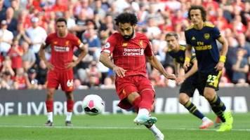 Premier League: Liverpool schlägt Arsenal - Erster Sieg für Lampards Chelsea