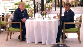 Video: Macron, Trump und Co. - G7-Gipfel ohne Erwartungen