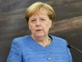 Merkel erwartet klares Zeichen für Stopp der Brände am Amazonas