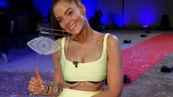 Show-Finale: Janine Pink gewinnt bei «Promi Big Brother»