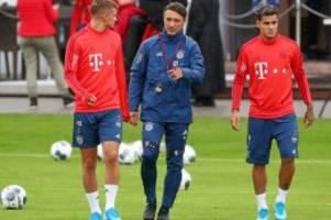 Bundesliga: Bayerns Neuzugänge schon im Kader für das Schalke-Spiel