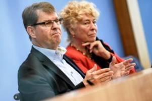 SPD-Kandidaten: Stegner und Schwan: GroKo nicht bedingungslos fortsetzen
