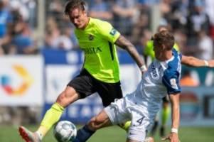 Fußball-Tiicker: Bochum holt 0:3 auf – Dynamo-Fan in kritischem Zustand