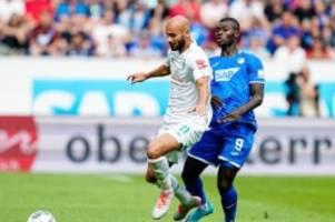 Fußball: Gelungene Heimpremiere: Hoffenheim besiegt Bremen 3:2
