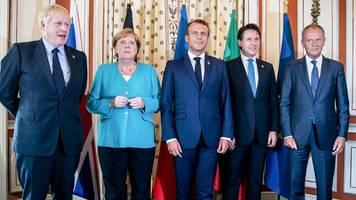 G7-Gipfel in Frankreich: Macron hat Treffen eröffnet – schwierige Gespräche erwartet