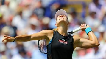 Grand-Slam-Auftakt: Kerber bei US Open gleich am Montag gefordert