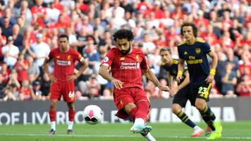 Premier League - Dritter Sieg im dritten Spiel: Liverpool schlägt Arsenal
