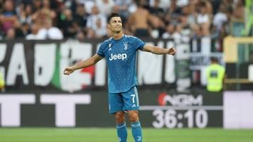 Serie A: Juventus Turin eröffnet Saison mit Auswärtssieg