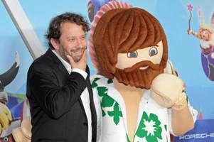 Christian Ulmen: Fernsehen hat meine Fantasie beflügelt