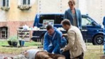 Polizeiruf 110 Frankfurt/Oder: Der Jaschke ist ein harmloser Spinner