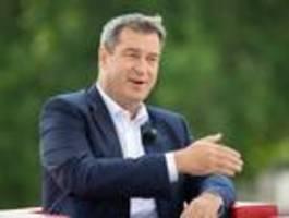 Söder lehnt SPD-Forderung nach Vermögenssteuer ab