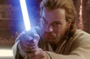 """Schauspieler: Neue """"Star Wars""""-Serie: Ewan McGregor spielt Obi-Wan Kenobi"""
