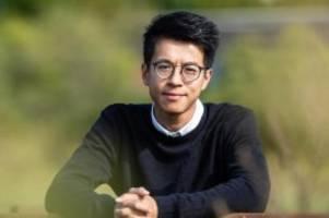 Demonstrationen: Hongkonger Aktivist Wong fordert Unterstützung vom Westen