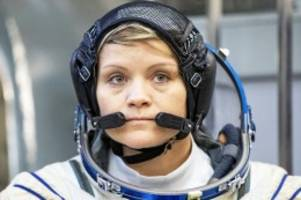 ermittlungen: straftat im all? gegen iss-astronautin soll ermittelt werden