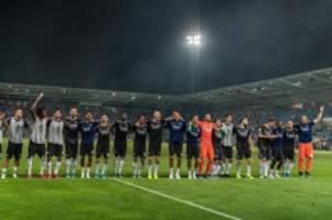 Fußball: HSV will beim Aufsteiger Karlsruher SC punkten