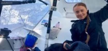 Segeltörn auf dem Atlantik: Es stürmt, aber «Greta hält sich wirklich gut»