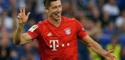 Kovac mit Lob für Lewandowski und Coutinho