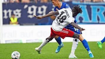 Pfiffe gegen Jatta: KSC hält sich Protest gegen HSV-Niederlage offen