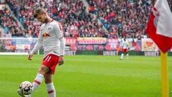 Vorerst kein Bayern-Wechsel: Nationalstürmer Werner verlängert bei RB Leipzig