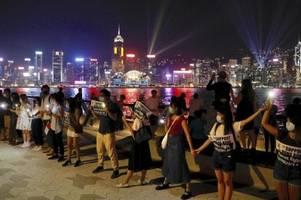 29 Festnahmen bei Ausschreitungen in Hongkong