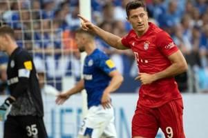 Bayerns Alleinunterhalter Lewandowski beeindruckt Coutinho