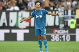 Juventus Turin eröffnet Saison mit Auswärtssieg