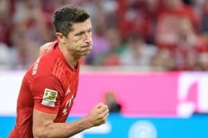 Lewandowski zu 95 Prozent mit den Bayern einig