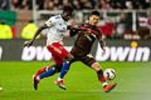 2. Bundesliga - Fall Jatta: HSV-Rivale St. Pauli will keinen Einspruch nach Derby einlegen