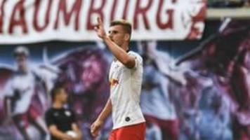 Fußball-Bundesliga: Leipzig besiegt Frankfurt