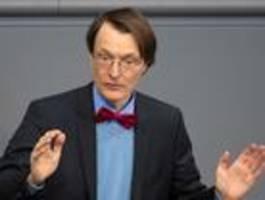 lauterbach will für vermögenssteuer ausstieg aus großer koalition