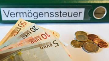 steuerpolitik: oecd befürwortet vermögensteuer in deutschland