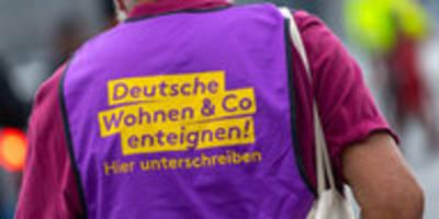 spd diskutiert über deutsche wohnen: sympathie für enteignungen