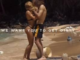Pornhub wirbt für Umweltschutz: Schmutzigster Porno soll Weltmeere retten