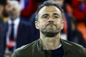 Spanische Fussball Ikone Luis Enriques Tochter Ist Tot