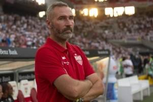 vfb-coach walter: protest wegen jatta unsportlich